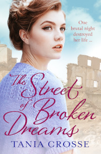 Street of broken dreams book cover
